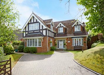 Thumbnail 5 bed detached house for sale in Watersplash Lane, Ascot
