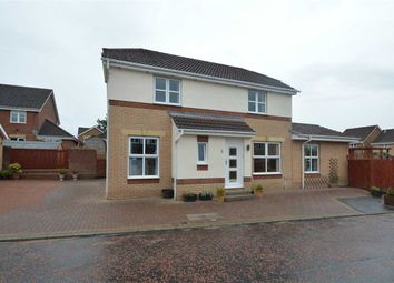 Thumbnail 3 bed detached house for sale in Sundew Glade, Livingston