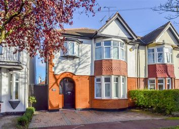 Thumbnail 4 bed semi-detached house for sale in Fernleigh Drive, Leigh-On-Sea, Essex
