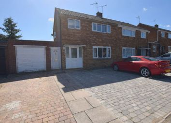 Thumbnail 3 bedroom end terrace house for sale in Whaddon Way, Bletchley, Milton Keynes