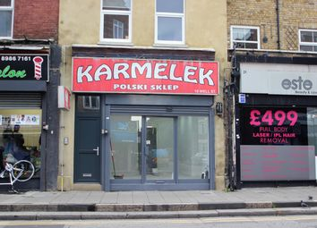 Thumbnail Commercial property to let in Wells Street, Hackney