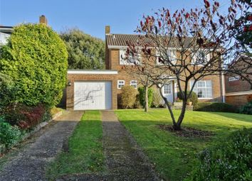 Thumbnail 4 bed detached house for sale in Longlands, Charmandean, Worthing