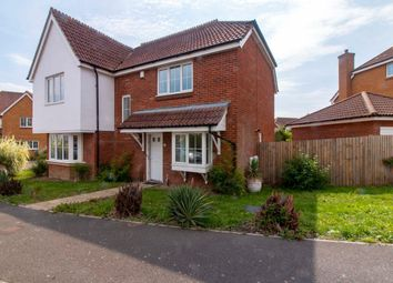 Thumbnail 4 bed detached house for sale in Alexandra Corniche, Hythe