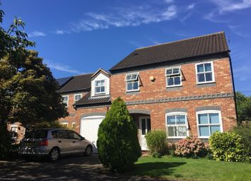 Thumbnail 4 bedroom detached house to rent in The Elms, Haslingfield, Cambridge