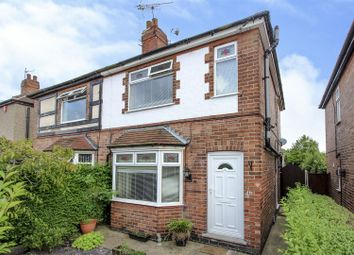 Thumbnail 3 bed semi-detached house for sale in Trowell Grove, Trowell, Nottingham