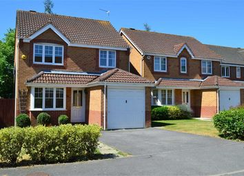 Thumbnail 3 bed detached house for sale in Almond Drive, Dunston Park, Thatcham, Berkshire