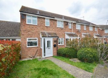 Oxlip Road, Witham CM8. 2 bed end terrace house