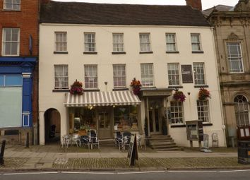 Thumbnail 1 bed flat to rent in 22 Market Place, Ashbourne, Derbyshire