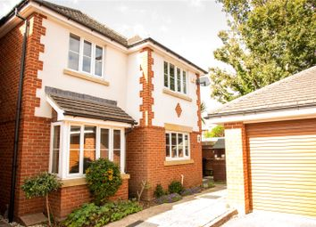 Thumbnail 4 bed detached house for sale in Hamilton Close, Waterlooville