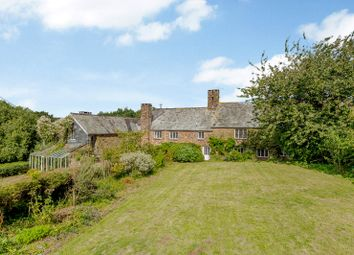 Thumbnail 4 bedroom detached house for sale in Uplowman, Tiverton, Devon