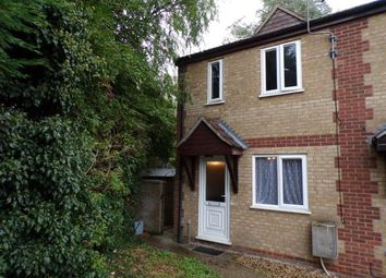 Thumbnail 2 bed terraced house for sale in Southery, Downham Market, Norfolk