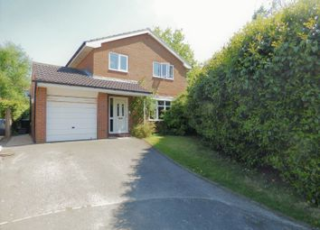 Thumbnail 4 bedroom detached house for sale in Hoghton Close, Lancaster