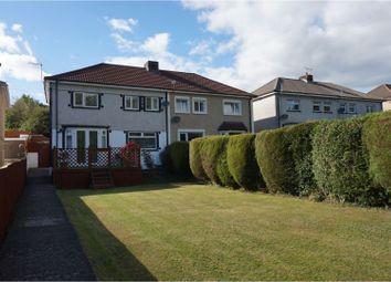Thumbnail 3 bed semi-detached house for sale in Windsor Gardens, Pontypridd