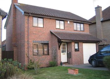 Thumbnail 4 bedroom detached house to rent in Clarkes Lane, Wilburton, Ely