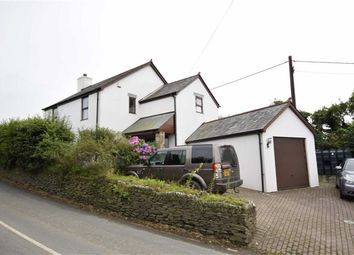 Thumbnail 4 bed detached house for sale in Marshgate, Camelford