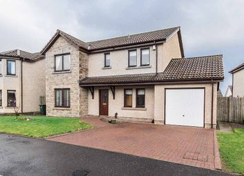 Thumbnail 4 bed detached house for sale in Levenbridge Place, Kinross