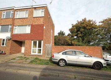 Thumbnail 3 bed terraced house for sale in Havengore Avenue, Gravesend, Kent