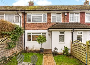Thumbnail 3 bed terraced house for sale in Dedmere Road, Marlow, Buckinghamshire