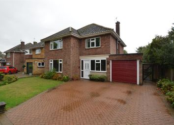 Thumbnail 4 bed detached house for sale in Longfields Road, Thorpe St. Andrew, Norwich