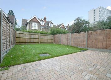 Thumbnail 1 bed flat to rent in Wellesley Road, Sutton