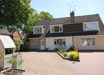 Thumbnail 4 bed semi-detached house for sale in Pinewood Crescent, Farnborough