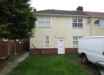 Thumbnail 3 bedroom semi-detached house for sale in Elm Road, Skellow, Doncaster