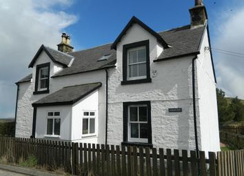 Thumbnail 3 bed detached house for sale in Curlers Rest Howgate Road, Roberton, Biggar