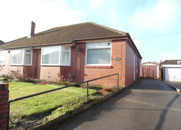 Thumbnail 2 bed semi-detached bungalow for sale in Manor Road, Shaw, Oldham