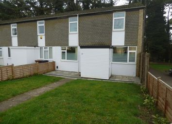 Thumbnail 3 bed end terrace house for sale in Windermere Way, Lake View, Northampton, Northamptonshire