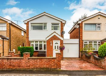 Thumbnail 3 bed detached house for sale in Webster Crescent, Kimberworth, Rotherham