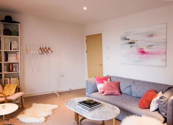 Thumbnail 1 bed flat to rent in Parsons Green Lane, London