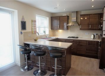 Thumbnail 4 bed detached house for sale in Wharford Lane, Sandymoor, Runcorn
