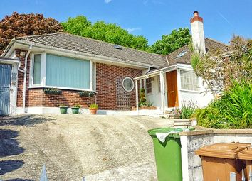 Thumbnail 4 bedroom detached bungalow for sale in Darwin Crescent, Laira, Plymouth