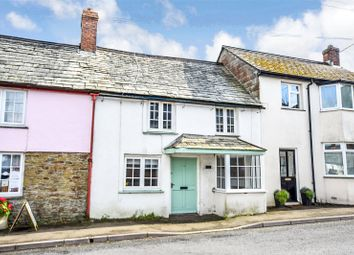 Thumbnail 2 bed terraced house for sale in The Square, Kilkhampton, Bude