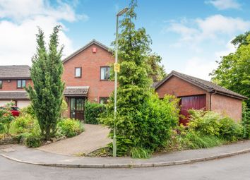 Thumbnail 4 bed detached house for sale in The Croft, Chandlers Ford, Eastleigh