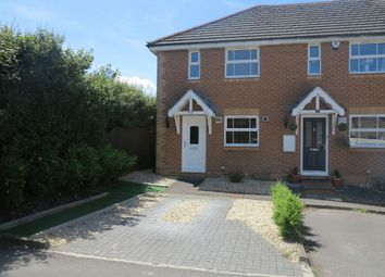 Thumbnail 2 bed end terrace house to rent in Donaldson Way, Woodley, Reading