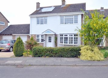 Thumbnail 3 bed link-detached house for sale in Rivish Lane, Long Melford, Sudbury