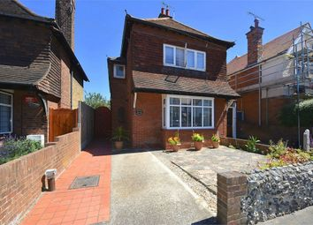 Thumbnail 3 bed flat for sale in Luton Avenue, Broadstairs, Kent