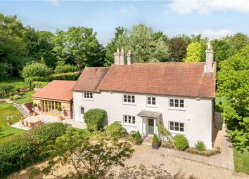 Wonston, Sutton Scotney, Winchester SO21. 5 bed detached house for sale