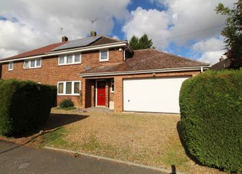 Thumbnail 3 bed semi-detached house for sale in St. Johns Road, Milton Keynes