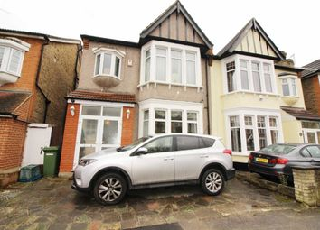 Thumbnail 5 bed semi-detached house for sale in Woodlands Ave, Wanstead, London
