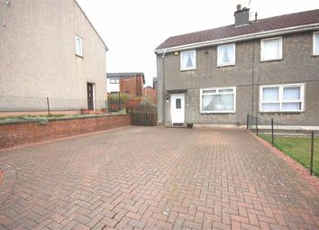 Thumbnail 2 bed semi-detached house for sale in Langfaulds Crescent, Clydebank