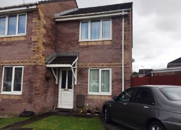 Thumbnail 2 bed end terrace house to rent in Afandale, Port Talbot