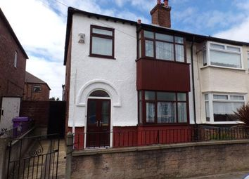 Thumbnail 3 bed semi-detached house for sale in Tatton Road, Orrell Park, Liverpool, Merseyside