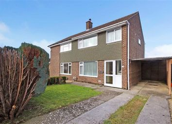 Thumbnail 3 bed semi-detached house for sale in Thorne Road, Swindon