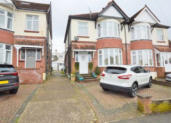 Thumbnail 4 bed semi-detached house for sale in Southdown Road, Drayton