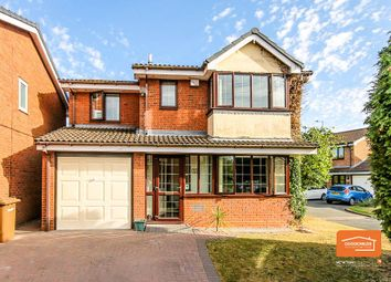 Thumbnail 4 bed detached house for sale in Churston Close, Turnberry