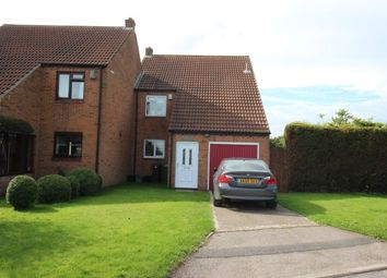 Thumbnail 3 bed semi-detached house to rent in Back Lane, Knapton, York