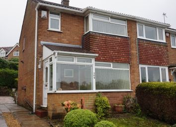 Thumbnail 3 bed semi-detached house to rent in Green Lane, Cookridge, Leeds