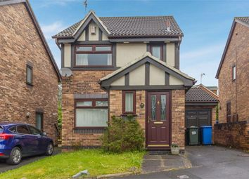 Thumbnail 3 bed detached house for sale in Swansey Lane, Whittle-Le-Woods, Chorley, Lancashire